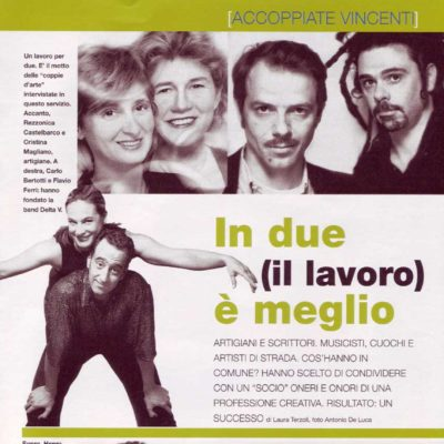 Press - Gioia- Duo Full House