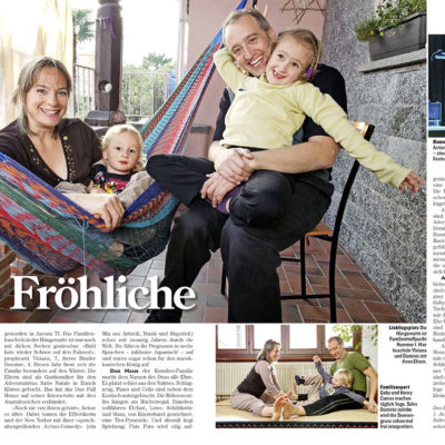 Press - Schweizer Familie - Duo Full House