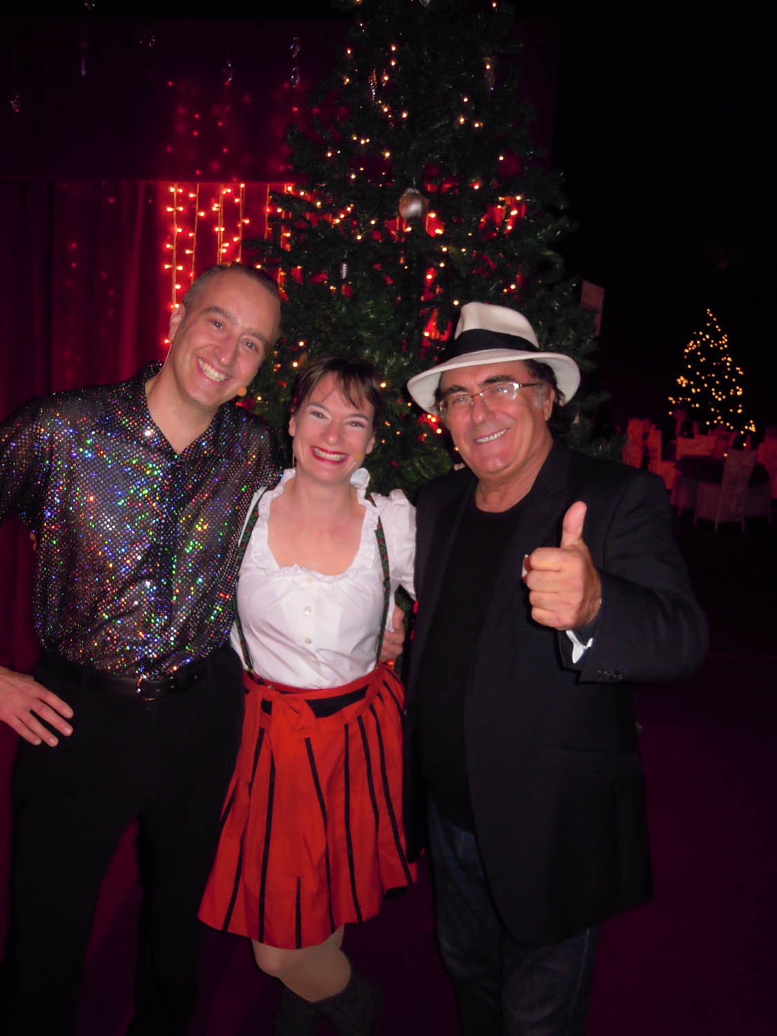 Albano with Duo Full House