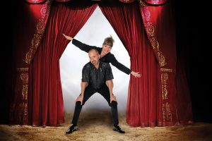 Duo Full House - Circus Knie 2021